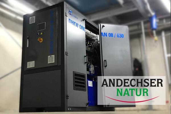 Andechser Biomolkerei setzt auf Druckluftheizkraftwerk von altAIRnative