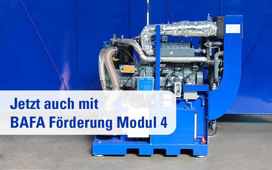 Auftrag aus der Kunststoffbranche – DHKW Hurrikan mit BAFA Förderung Modul 4