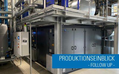 Follow up – Produktionseinblicke Montage Druckluftheizkraftwerke Taifun-Klasse