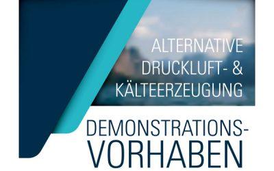 Druckluftheizkraftwerk für WAGO Kontakttechnik GmbH & Co. KG
